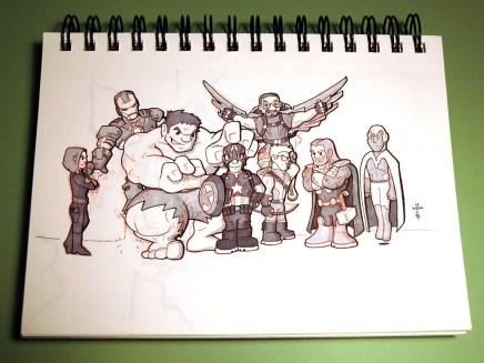 Airplane Avengers
