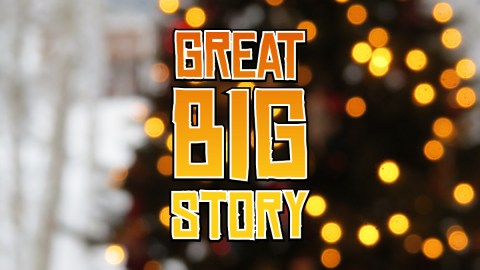 Great Big Story Backdrop