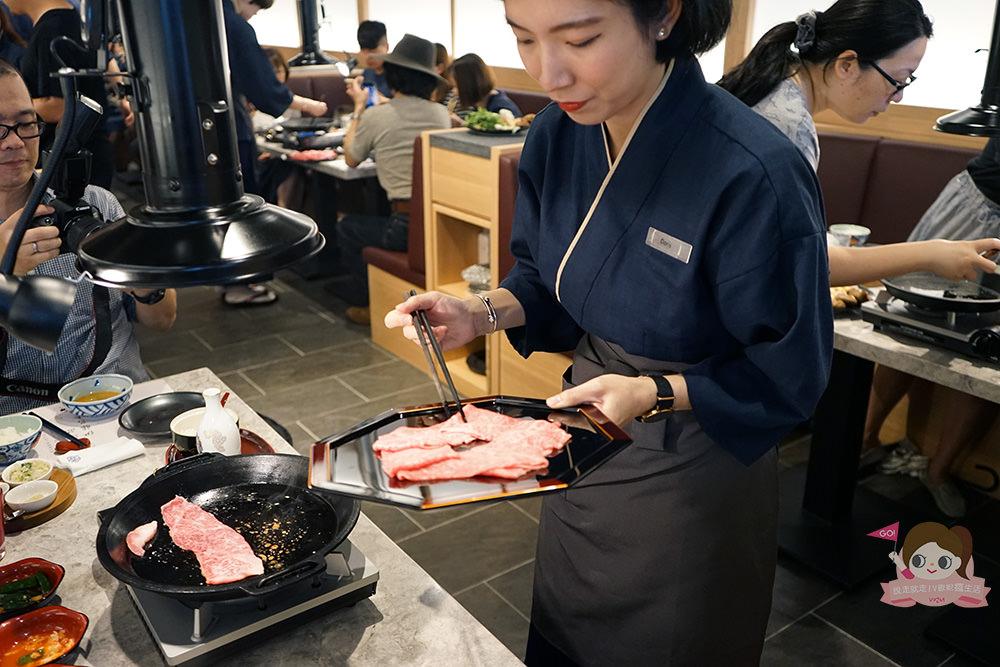 和牛燒肉名店樂軒京都風和牛料亭-樂軒松阪亭 (49) - 說走就走!V歐妮旅行攝