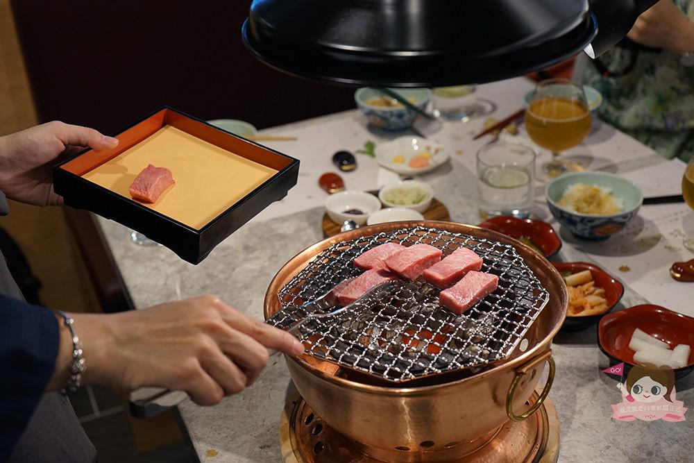 和牛燒肉名店樂軒京都風和牛料亭-樂軒松阪亭 (75) - 說走就走!V歐妮旅行攝
