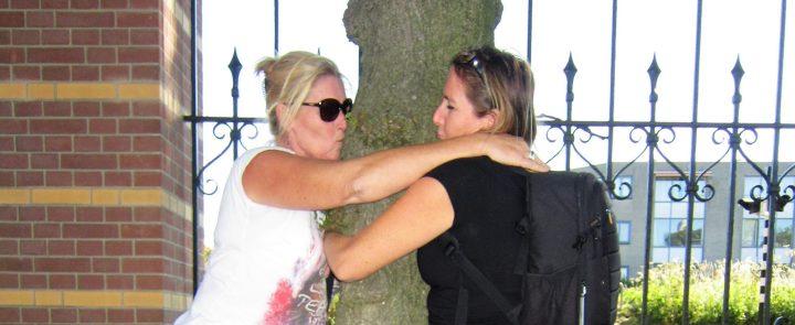 bomenknuffelaars