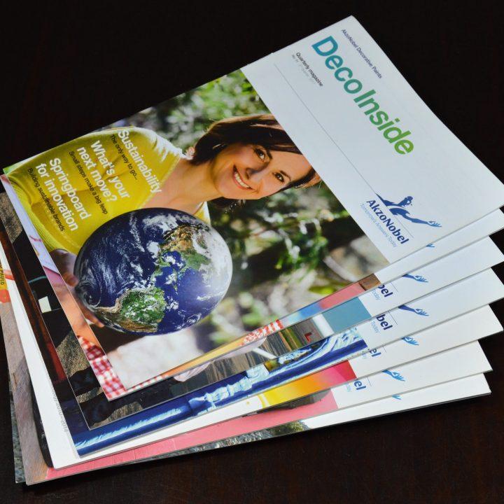 Hoofdredactie; redactie; personeelsblad; managment magazine