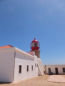 Leuchtturm Kap St. Vinzenz