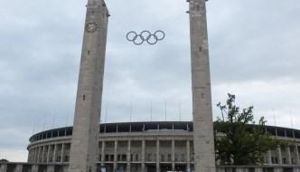 Berliner Olympiastadion – eine Besichtigung