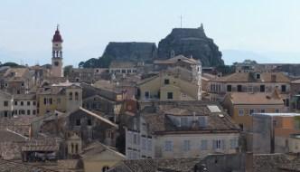 Unterwegs in der Hauptstadt von Korfu – Kerkira