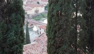 …um noch einmal auf die Aussicht über Verona zu kommen…