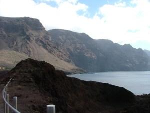 Blick vom Faro de Teno