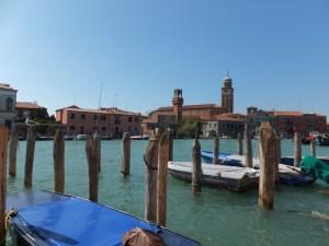 Kanal in Murano