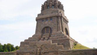 Ein beeindruckendes Denkmal- das Völkerschlachtsdenkmal