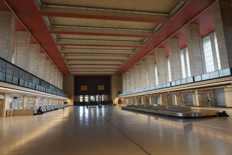 Tempelhofer Flughafen