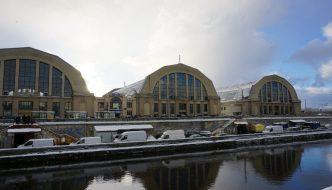 Beeindruckender Besuch auf dem Riga Central Markt