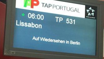 Wir fliegen nach Lissabon!
