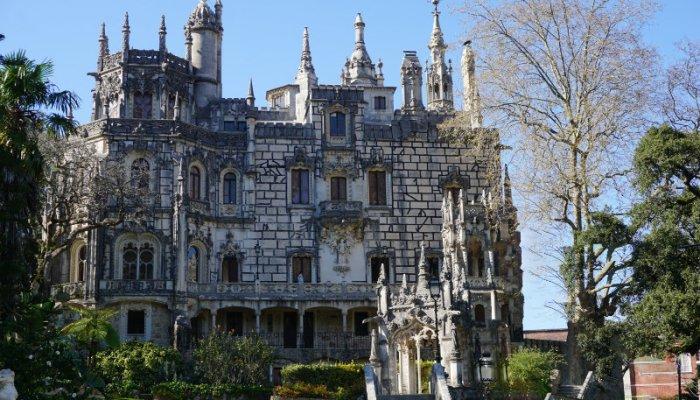 Quinta da Regaleira – Beeindruckendes Anwesen in Sintra