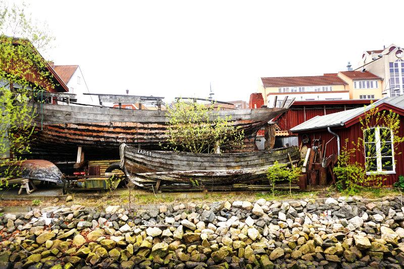 Museumshafen in Flensburg