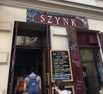 Szynk Foodtour Krakau