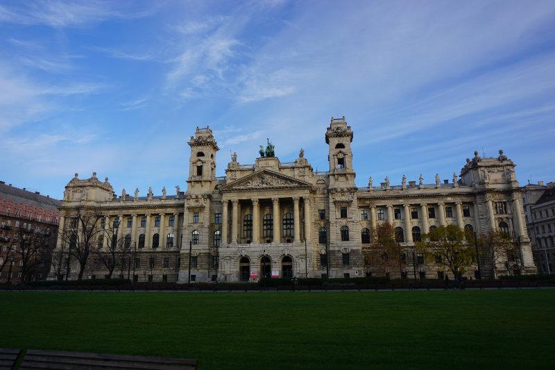 Ethnografisches Museum Budapest