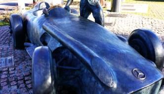 Im Minibus über die Formel 1 Rennstrecke in Monza