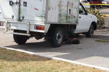 Atropellado en Guadalajara