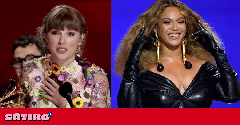 Beyonce y Taylor Swift