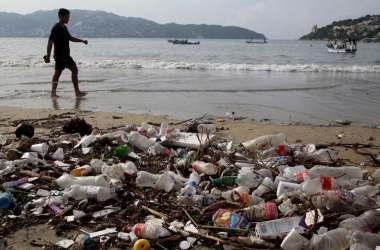 Basura en Acapulco