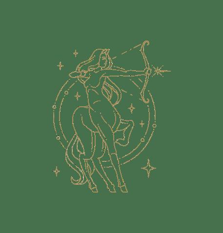 Signo del zodiaco Sagitario horóscopos