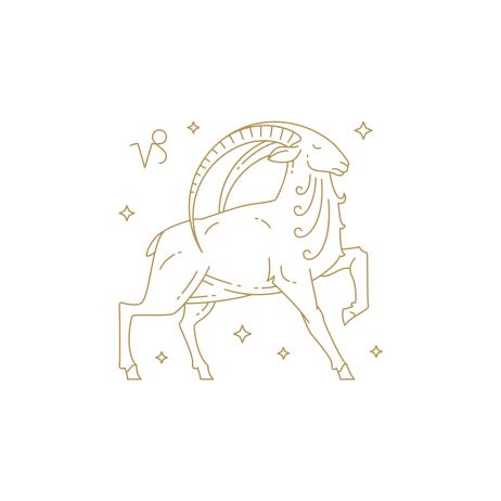 Signo del zodiaco Capricornio horóscopos