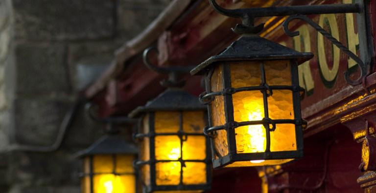 Edimburgo - Pubs assombrados em Edimburgo lendas - foto Jessica AG - blog Vontade de Viajar