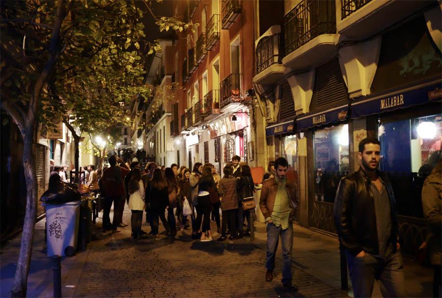 Malasana - Bares em Madri
