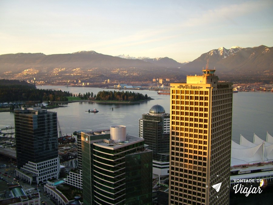 Torres do Canada - Lookout Tower em Vancouver