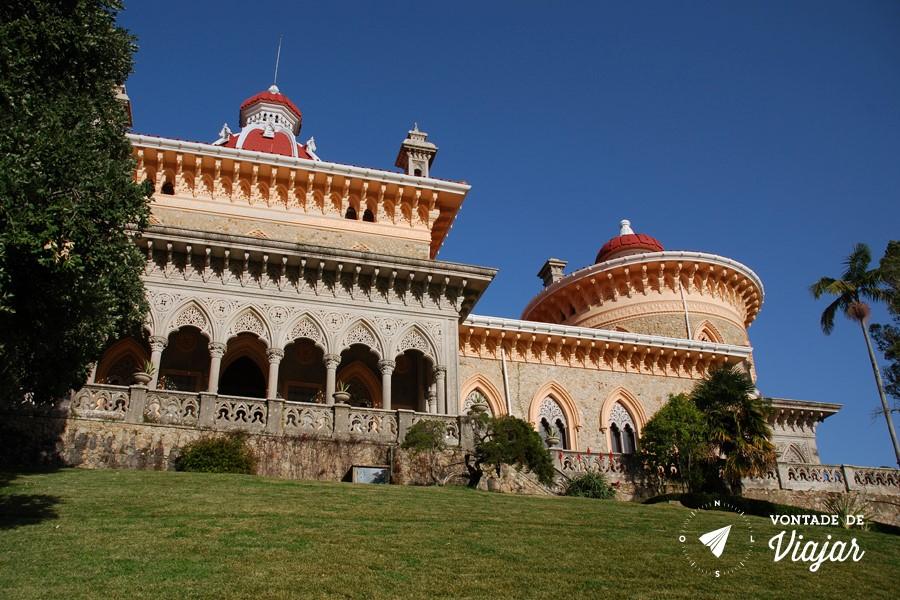 Sintra bate e volta de Lisboa - Palacio de Monserrate
