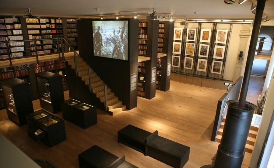 Viagem geek - Museu da Utopia na Suica - Espace Jules Verne