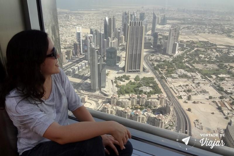 Dubai - Burj Khalifa predio mais alto do mundo