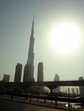 Dubai - downtown - arranha ceu (foto do blog Vontade de viajar)