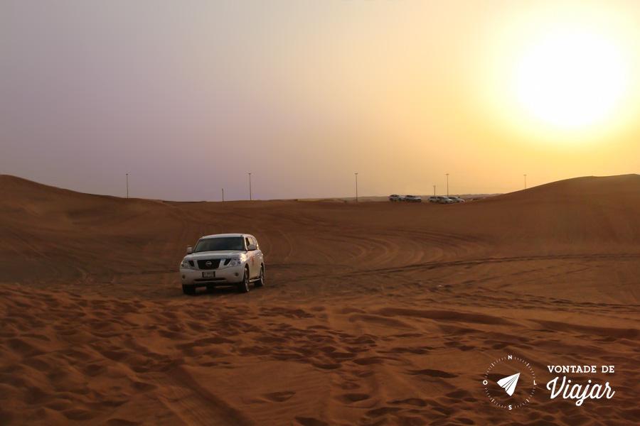 Dubai - Desert safari - deserto de Dubai