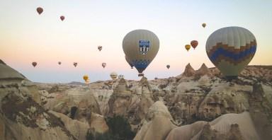 Turquia - Voo de balao na Capadocia - dicas no blog Vontade de Viajar