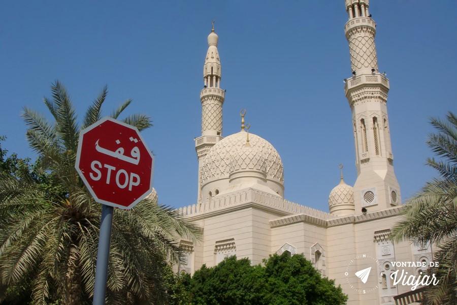 """A Mesquita Jumeirah adota o lema """"Open Doors, Open Minds"""""""