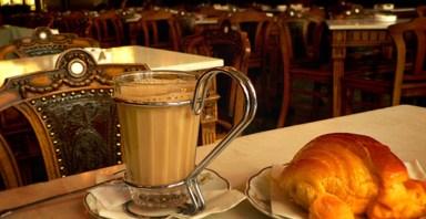 Porto - Cafe Majestic Belle Epoque - dicas de viagem no blog Vontade de Viajar
