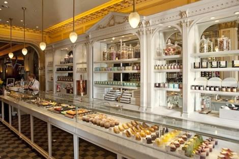 Cafe - Angelina o melhor chocolate quente de Paris