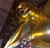 Buda Reclinado no Wat Pho