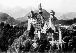 Monuments Men - Castelo de Neuschwanstein - Monuments Men Foundation