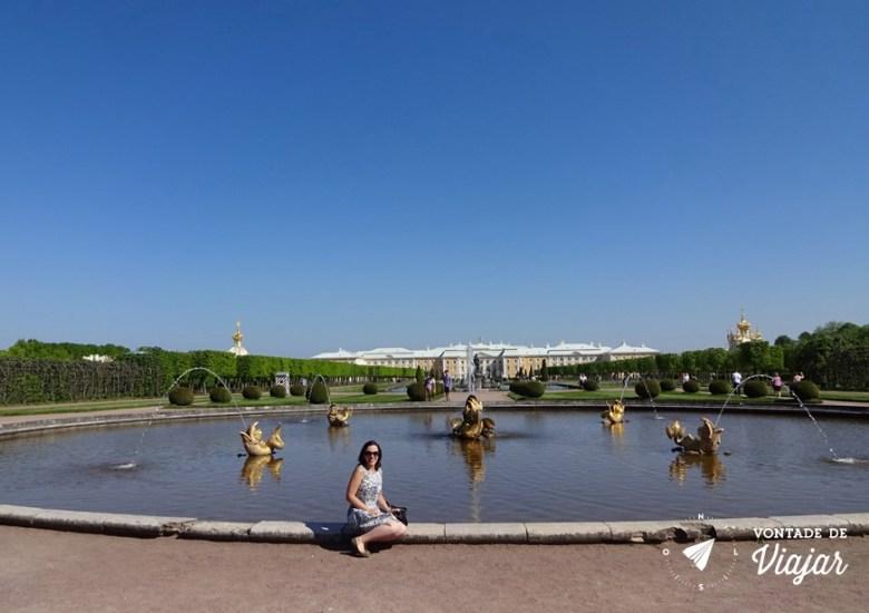 Peterhof - Jardins Superiores Verhny Park