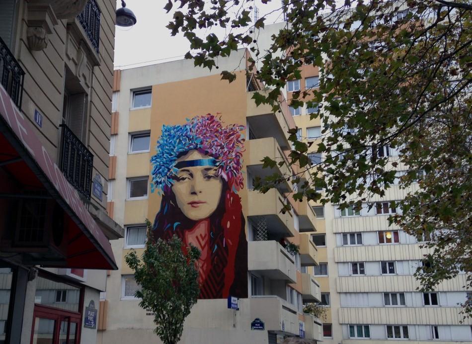 Chinatown Paris - Grafite 13eme - foto de Reglissou