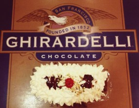 Sundae do Ghirardelli