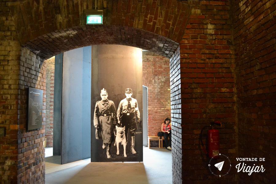 Centro de Documentacao de Nuremberg - Soldados nazistas