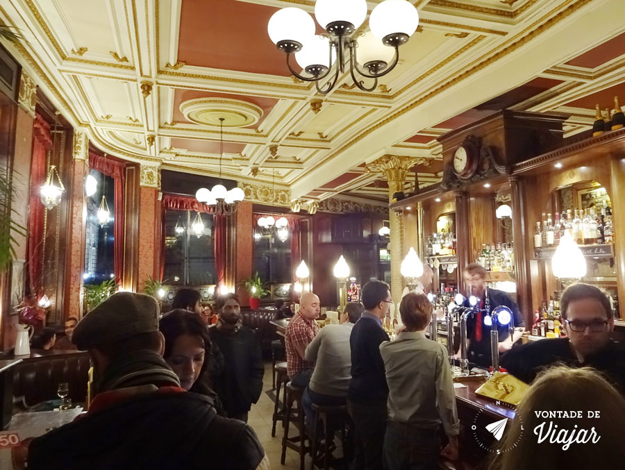 Edimburgo Old Town - Literary Pub Tour - Bares onde os escritores bebiam
