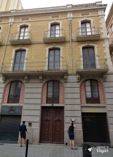 Museu Dali Espanha - Predio onde viveu a familia Dali na Carrer Monturiol
