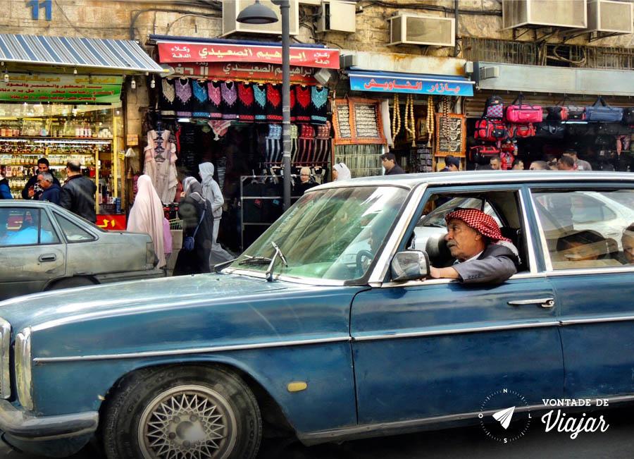 Ama Jordania - Carro Arabe