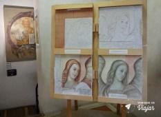Verona - Museu de Afrescos Tumba de Julieta