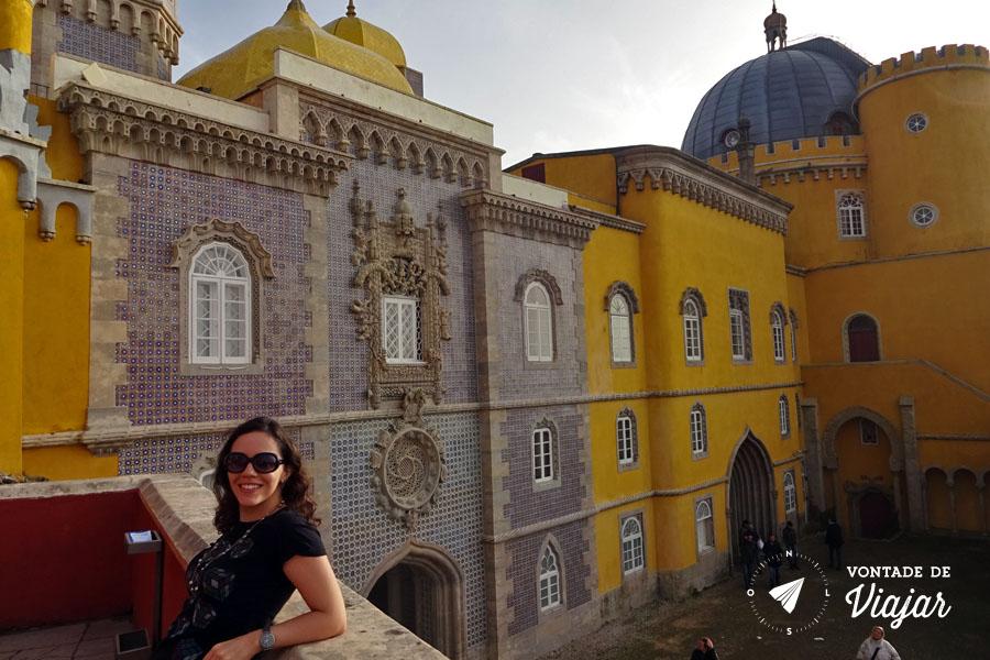 Portugal - Palacio da Pena Sintra