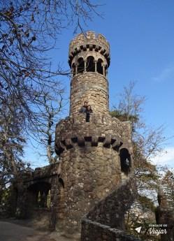 Portugal - Quinta da Regaleira Torre